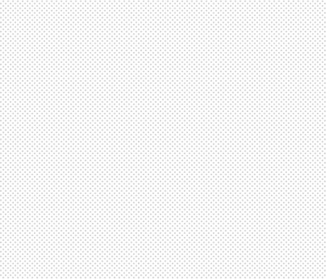 mini polka dots light grey fabric by misstiina on Spoonflower - custom fabric