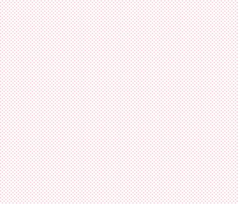 mini polka dots light pink fabric by misstiina on Spoonflower - custom fabric