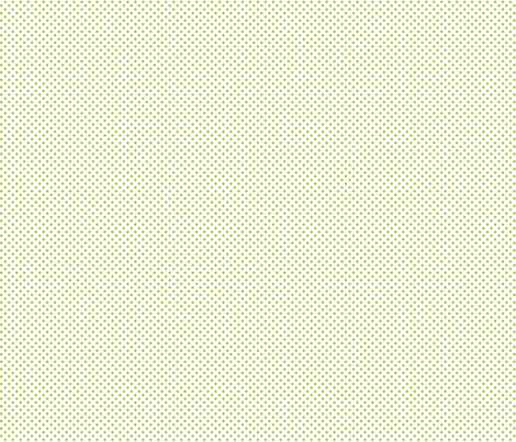 mini polka dots lime green fabric by misstiina on Spoonflower - custom fabric