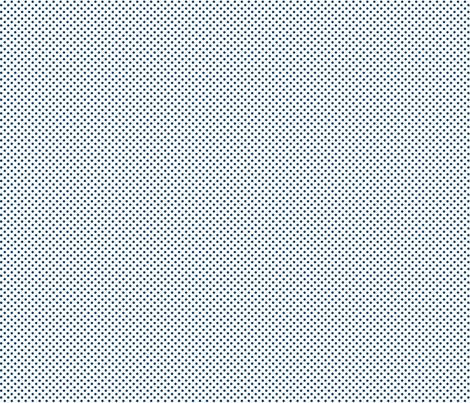 mini polka dots navy blue fabric by misstiina on Spoonflower - custom fabric