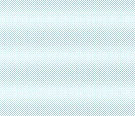 mini polka dots sky blue fabric by misstiina on Spoonflower - custom fabric