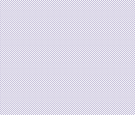 mini polka dots purple fabric by misstiina on Spoonflower - custom fabric