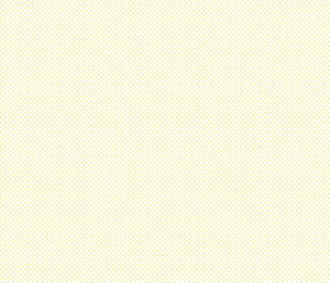 mini polka dots lemon yellow fabric by misstiina on Spoonflower - custom fabric