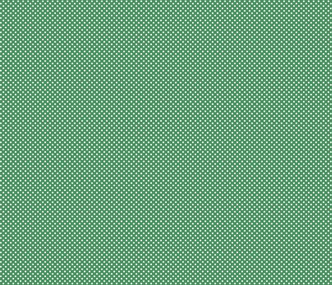 mini polka dots 2 kelly green fabric by misstiina on Spoonflower - custom fabric