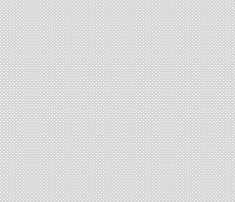 mini polka dots 2 light grey fabric by misstiina on Spoonflower - custom fabric