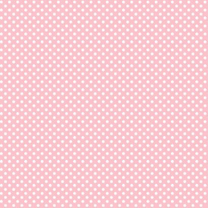 mini polka dots 2 light pink