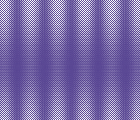 mini polka dots 2 purple fabric by misstiina on Spoonflower - custom fabric
