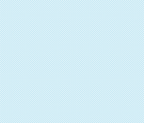 mini polka dots 2 ice blue fabric by misstiina on Spoonflower - custom fabric