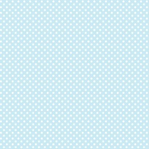 mini polka dots 2 ice blue