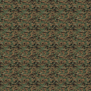1/6th Scale MARPAT Woodland