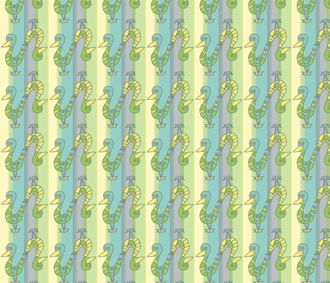Sweetbirdies fabric by creative_cat on Spoonflower - custom fabric