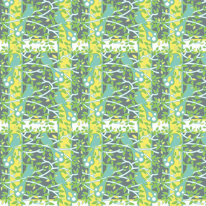 flights_of_fancy1_larger_birds_big_repeat_grey_bkgd_green_edge_plaid
