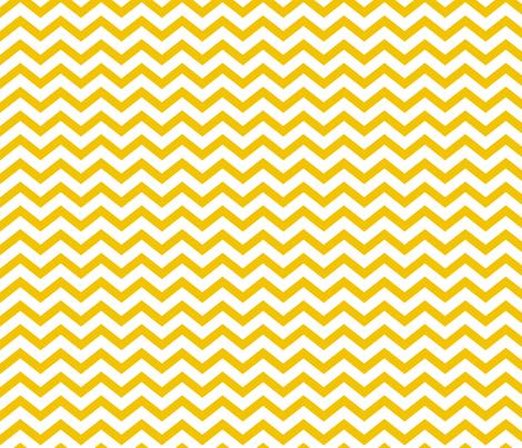 chevron mustard yellow fabric by misstiina on Spoonflower - custom fabric