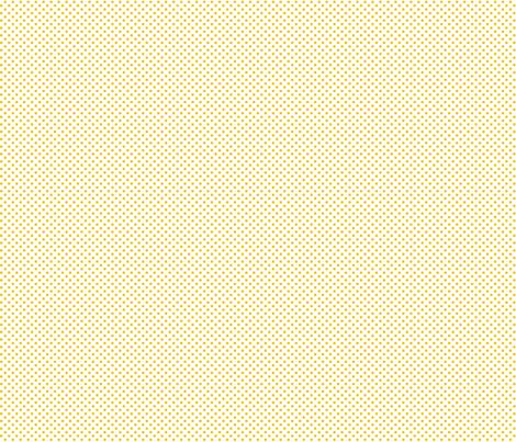mini polka dots mustard yellow fabric by misstiina on Spoonflower - custom fabric