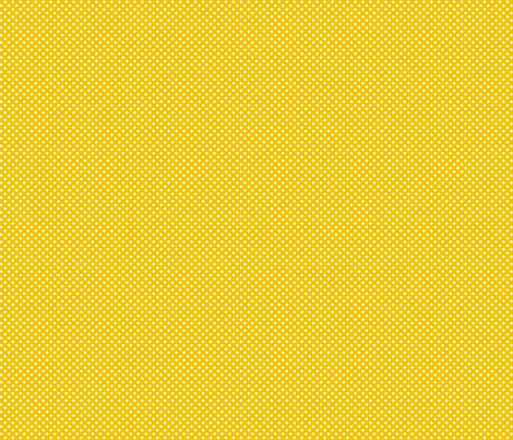 mini polka dots 2 mustard yellow fabric by misstiina on Spoonflower - custom fabric