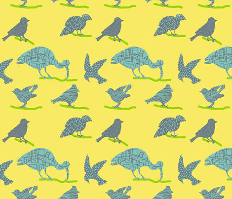 flightsoffancy fabric by april_louise on Spoonflower - custom fabric