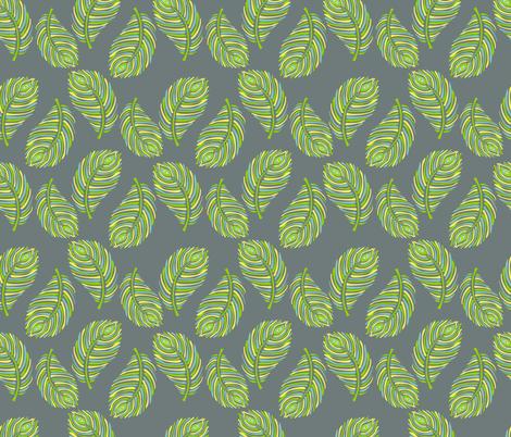 Flight of Fancy Design fabric by brandymiller on Spoonflower - custom fabric