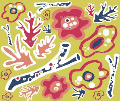 Piece of Matisse