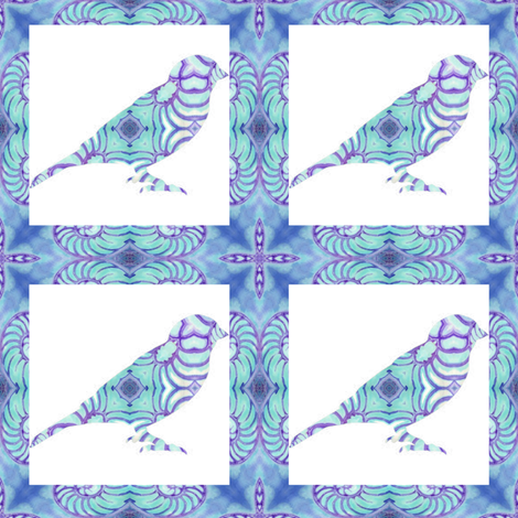 Bird Songs 25 fabric by dovetail_designs on Spoonflower - custom fabric
