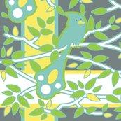 Rrrflights_of_fancy1_larger_birds_big_repeat_grey_bkgd_green_edge_plaid2.ai_shop_thumb