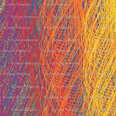 Rainbow Thread, Warm
