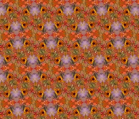 flowertime fabric by heavenly_lotus on Spoonflower - custom fabric