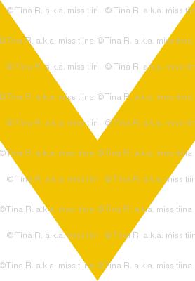 chevron xl mustard yellow