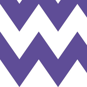 chevron xl purple