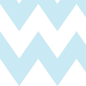 chevron xl ice blue