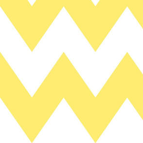 chevron xl lemon yellow