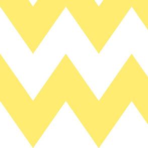 chevron xl lemon yellow