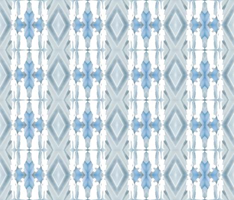 WEDDING DAY REFLECTIONS fabric by bluevelvet on Spoonflower - custom fabric