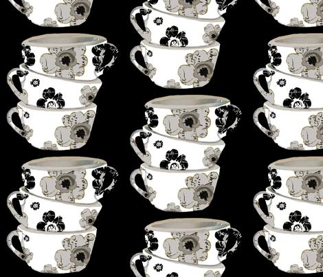 Pottery Class fabric by karenharveycox on Spoonflower - custom fabric