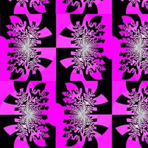 Chequerboard Zebra-ed