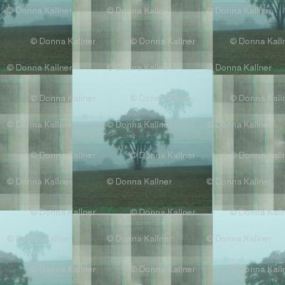 Marker Tree Gingham