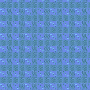 Wave Weave Blue