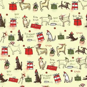 Christmas_Dog_12_x12__