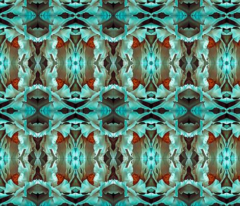 lotus fabric by nascustomlife on Spoonflower - custom fabric