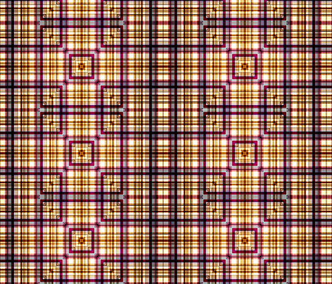 plaid me purple fabric by nascustomlife on Spoonflower - custom fabric
