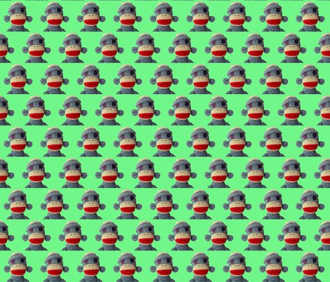 Sock Monkey Wallpaper - WallpaperSafari