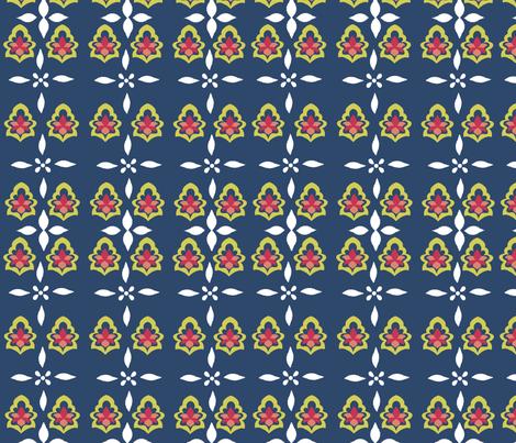 Matisse Project fabric by mari11 on Spoonflower - custom fabric