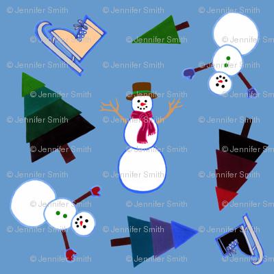 Winter Fun - small scale