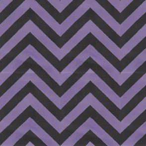 Purple Chevrons