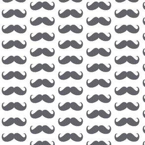mustache bigger chevron