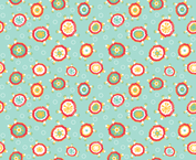 Sea Turtles - Sea Green fabric by oddlyolive on Spoonflower - custom fabric