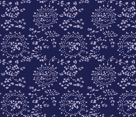 China Pattern fabric by janelle_wooten on Spoonflower - custom fabric