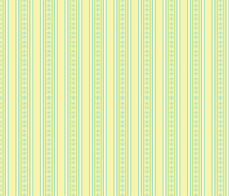 Stripes & Bows fabric by diane555 on Spoonflower - custom fabric