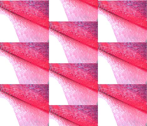 Falling sunrise fabric by anniedeb on Spoonflower - custom fabric