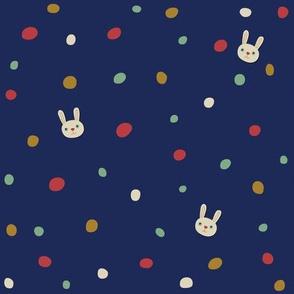dotty bunny on Navy
