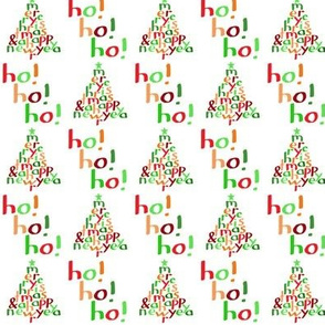 Merry Christmas Ho! Ho! Ho! (small)